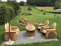 zahrada - Radějov