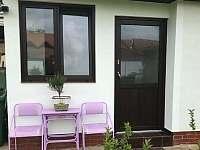 zahradní pokoj (přídavná ložnice k chalupám) - Radějov