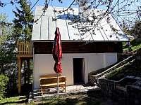 Chata k pronájmu - dovolená Drahanská vrchovina rekreace Jedovnice
