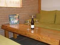 Penzion Vinařství Burian Bavory - Obývací pokoj_IV -