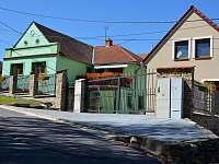 Dům 46 a dům 47 - pronájem rekreačního domu Lukov
