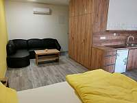 Dům 47 - žlutý apartmán - rekreační dům k pronájmu Lukov