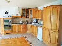 kuchně Zelený apartmán