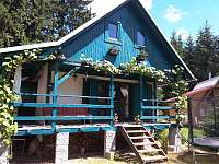 Chata k pronajmutí - okolí Ludíkova