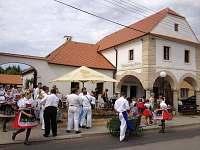 Penzion na horách - okolí Šakvic