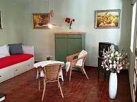 Květinový apartmán, přízemí