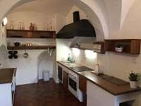 Ptačí pokoj, kuchyně
