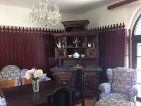 Starý Petřín ubytování 13 lidí  pronajmutí