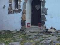 Chalupa Starý Petřín