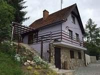 Chaty a chalupy Mariánský mlýn na chatě k pronájmu - Perná