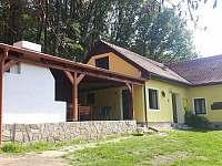 Chata u Ovečky v CHKO Chřiby - ubytování Osvětimany