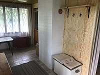 Veranda - pronájem chaty Jedovnice