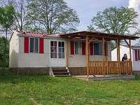 Chatky - ubytování v soukromí - dovolená na Jižní Moravě