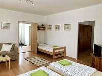 Ubytování U Mikuláše - apartmán ubytování Podmolí - 9