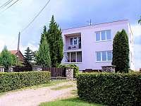 Apartmán ubytování v obci Načeratice