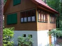 ubytování Podhradí nad Dyjí na chatě k pronájmu