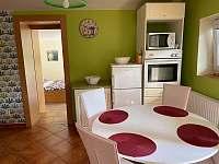 Kuchyň - pronájem apartmánu Uherské Hradiště