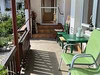 Vchod do apartmánu č.2 - Uherské Hradiště