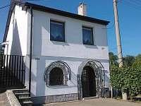 Chata ubytování v obci Násedlovice