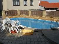 apartmán-bazén