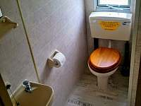 WC - Hostěnice