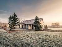 Levné ubytování Koupaliště Horní Bojanovice Apartmán na horách - Bořetice