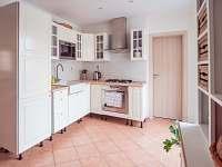Ubytovani Palava - kuchyň