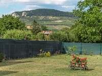 Ubytovani Palava - zahrada