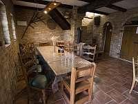 Degustační místnost - Bořetice