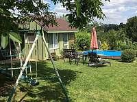 Zahradní domek Relax - chata ubytování Bulhary