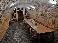 Vinný sklípek Mutěnice - chata ubytování Mutěnice