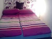 chalupa č. 1 ložnice - Bořetice