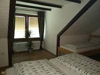 2. třílůžkový pokoj