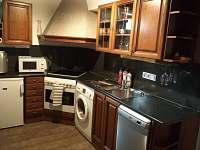 suterén kuchyně