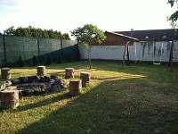 venkovní ohniště - zahrada
