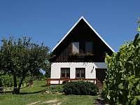 U Ilčíků - Dubňanská hora - chalupa ubytování Mutěnice - 2