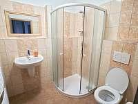 Koupelna - ubytování Znojmo