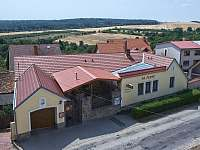 Penzion na horách - okolí Lukova