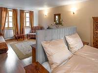 Dolní ložnice - chalupa ubytování Horní Věstonice