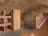 Vinný sklípek - chalupa ubytování Horní Věstonice