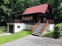 Chata k pronájmu - dovolená Drahanská vrchovina rekreace Pístovice