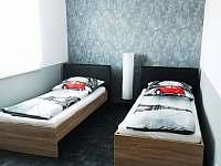 Apartmán, druhý pokoj - pronájem chalupy Velké Pavlovice