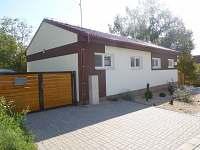 Chaty a chalupy Němčičky v apartmánu na horách - Čejkovice