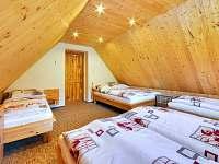 Ubytování šestilůžkový pokoj