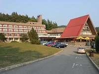 Apartmán na horách - dovolená Koupaliště Kostelec Lázně rekreace Všemina (Slušovice)