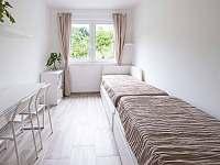 Ubytování na Lontu - druhý pokoj - apartmán k pronájmu Němčičky