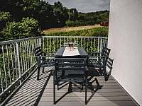 Ubytování na Lontu - terasa - Němčičky