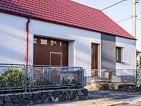 Jižní Morava: Rekreační dům - ubytování v soukromí
