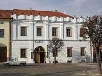 Moravský Krumlov náměstí - Olbramovice