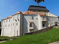 Zámek Miroslav - Olbramovice